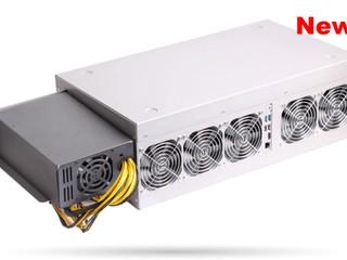 內建 9 張礦卡提供高效率掘礦回報 Inno3D MC3865-9-104-8GB 一體式礦機