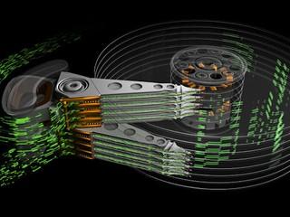 雙臂 16 磁頭、傳輸速度可達 480MB/s SEAGATE 預計 2026 年出現 50TB+ HDD
