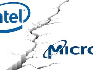 Intel 與 Micron 在 3D NAND 96 層後終止合作 將各自尋找合作夥伴