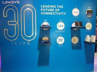 Linksys 新產品亮相 CES 2018 雙頻 VELOP 及遊戲路由器 WRT32XB