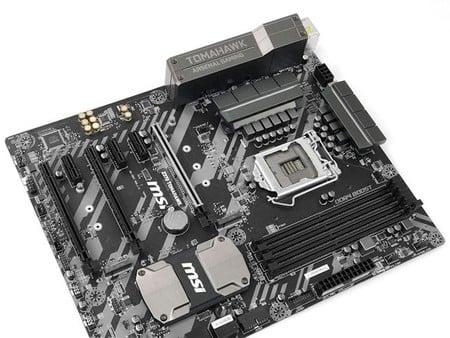 主流級Z370 電競大板MSI Z370 TOMAHAWK 主機板- 電腦領域HKEPC