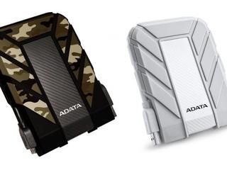三層耐衝擊、抗震、防水防塵構造 ADATA HD710M Pro/HD710A Pro 外接式硬碟
