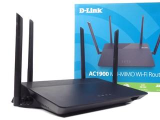 3T3R MU-MIMO、5dBi 天線 D-Link DIR-878 AC1900 雙頻無線路由器
