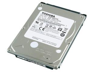 9.5mm 厚、128MB 缓存、5,400 rpm Toshiba 發佈新型 MQ04 系列 2TB 硬盤