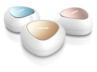 新一代網狀網路技術 全覆蓋高速無縫上網體驗 D-Link 推出全覆蓋家用 Wi-Fi 系統 Covr