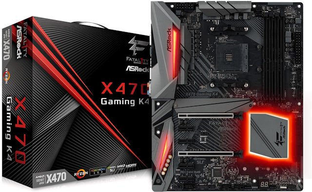 FATAL1TY X470 Gaming K4