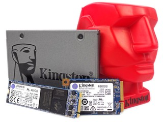 搶攻舊機升級市場 Kingston UV500 系列 SATA SSD
