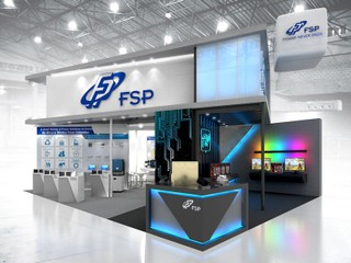 FSP 於 2018 台北國際電腦展 展出 5G、IoT、區塊鏈、電競最佳電源夥伴