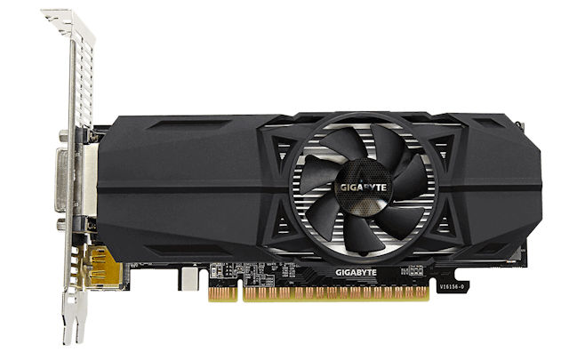 GeForce GTX 1050 OC Low Profile