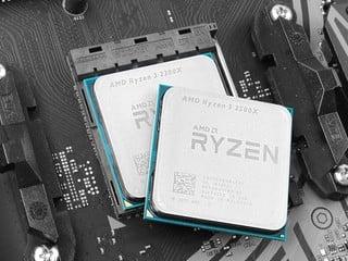 12nm 4 核 Zen+處理器 AMD Ryzen 3 2300X / Ryzen 5 2500X