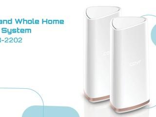 Mesh Network 技術、大坪數空間首選!! D-Link COVR-2202 Mesh 系統香港上市