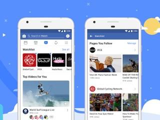 方便用家搜尋喜愛的節目或影片創作者 Facebook 在全球推出「Facebook Watch」