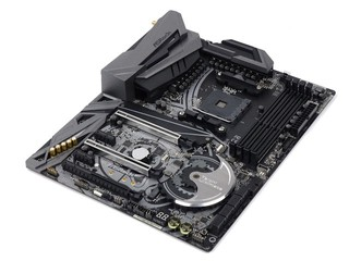 升級 10G極速網絡 !! ASROCK X470 TAICHI ULTIMATE主機板