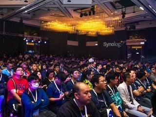 次世代的 S.S.S Synology 2019 Taipei 發佈會