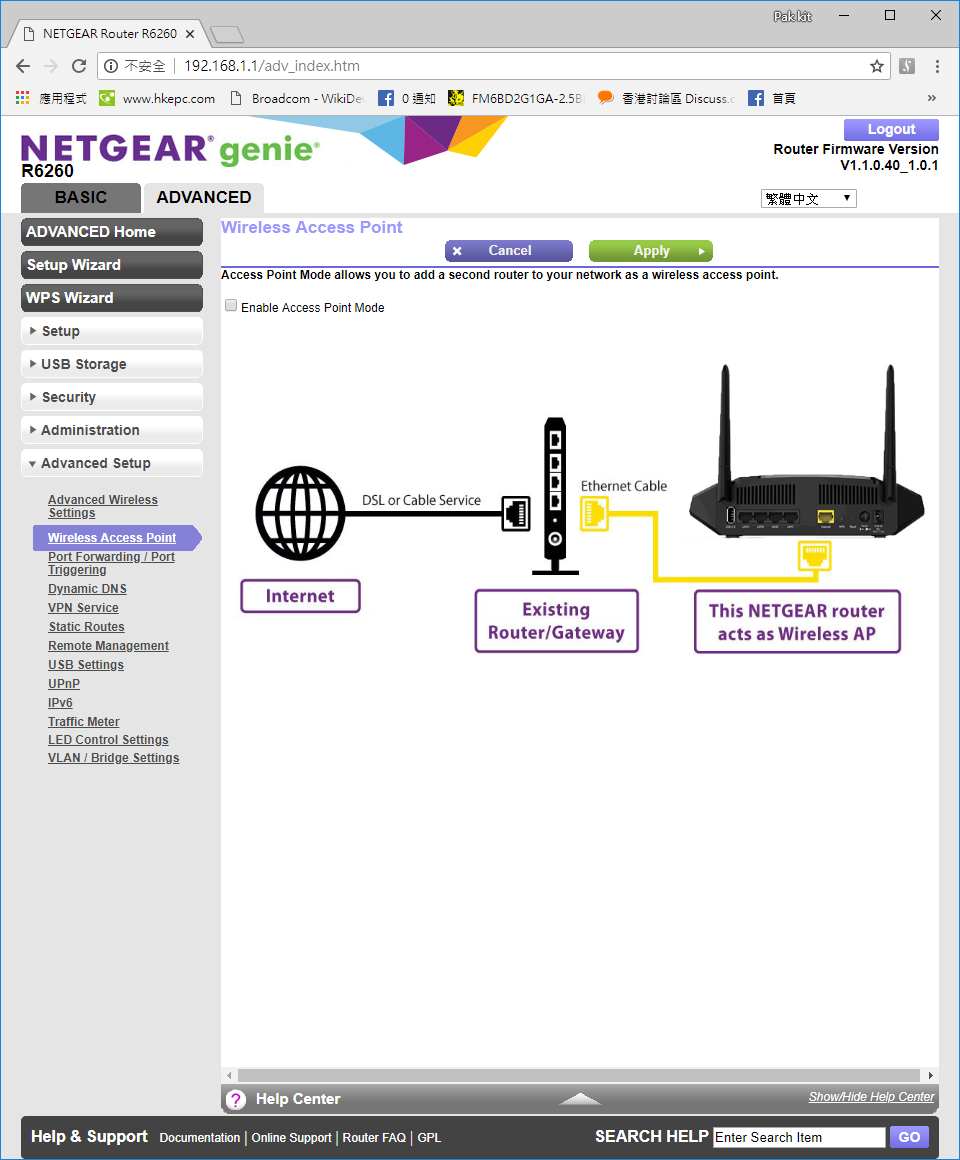 沒有最平、只有更平! NETGEAR Smart WiFi Router R6260 - 電腦領域HKEPC