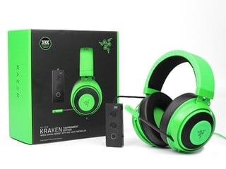 追加 THX Spatial Audio Razer Kraken Tournament Edition 耳機