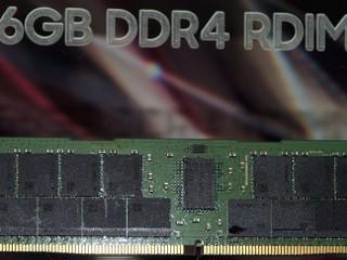 3DS 封裝、單條可提供 256GB 容量 Samsung 推出 256GB DDR4 RDIMM 記憶體
