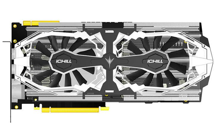 GeForce RTX iChill X3