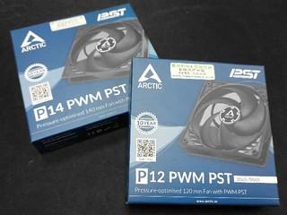 寧靜高效、針對高階冷排散熱 ARCTIC P系列靜音散熱風扇