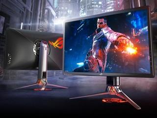 奪得 2018 全球電競顯示器銷售龍頭寶座 ASUS ROG 連續 4 年蟬聯全球市佔冠軍