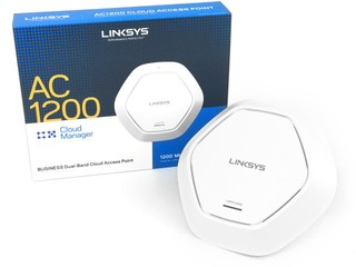 結合 Cloud Manager 技術 LINKSYS Business LAPAC1200C 雲端 AP