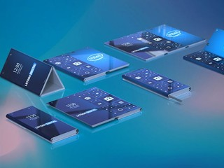 【Intel 都要加入可折疊手機大戰?!】 三組顯示屏、可延伸充當平板電腦