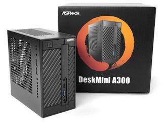 平玩 Ryzen Mini PC ASROCK DeskMini A300 準系統