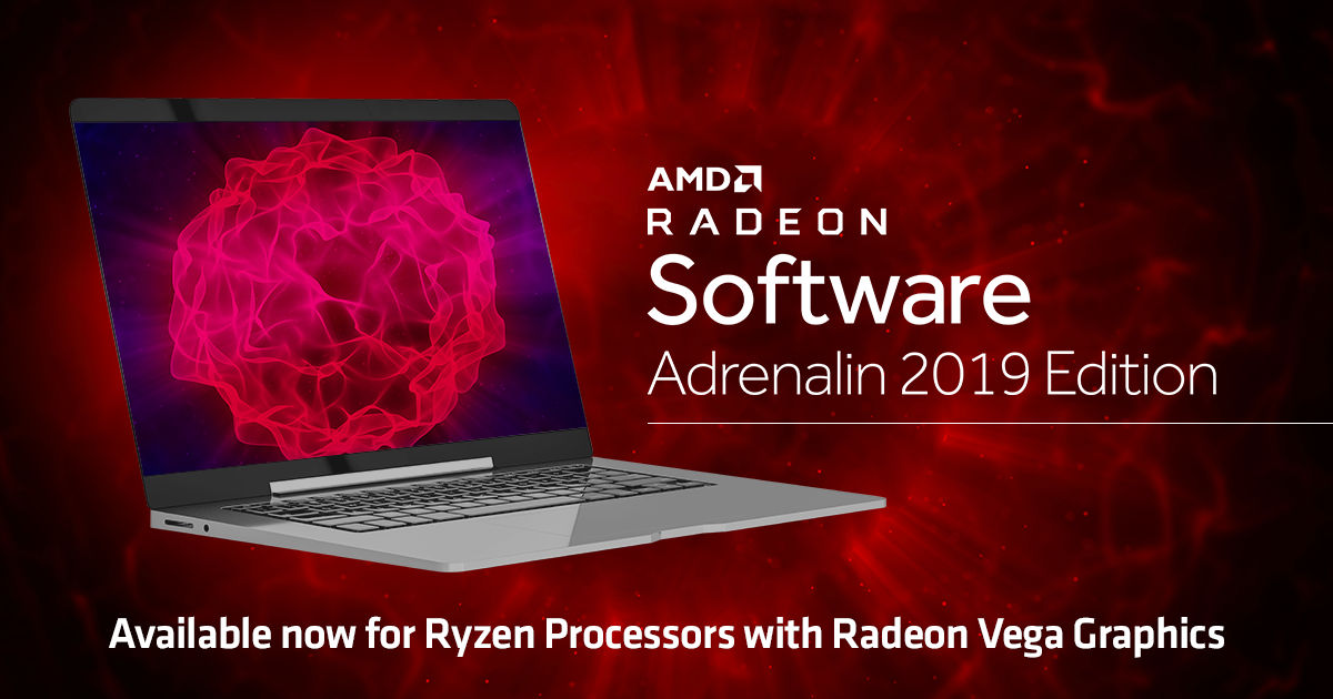 Radeon Adrenalin 2019 19.2.3