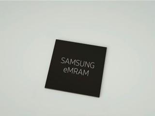 【嵌入式儲存救星!!】比 eFlash 快 1000 倍 Samsung 大規模量產 28nm 工藝 eMRAM
