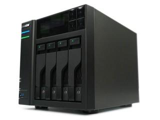支援 HEVC 和 VP8 硬體解碼 ASUSTOR AS6404T