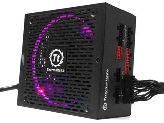 RGB 燈效、金牌全模組 Thermaltake ToughPower Grand RGB PSU