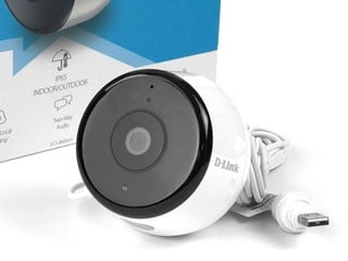 IP65 防水、雲端錄影 D-Link DCS-8600LH 戶外網絡攝影機