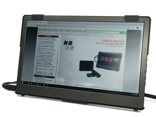 輕薄便攜、工作效率MAX !! GeChic On-Lap 1305H 便攜式顯示器