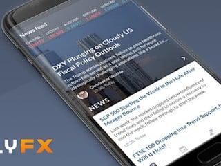 【即時股票指數、外幣匯價、黃金及石油價格】 DailyFX App 助您緊貼財經資訊!