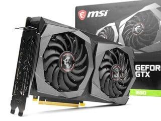 高效 TWIN FROZR 7 散熱器 MSI GeForce GTX 1650 Gaming X 繪圖卡