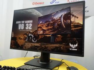 神同步!! 全新 ELMB-Sync 技術登場 ASUS 推出 TUF Gaming 電競顯示器