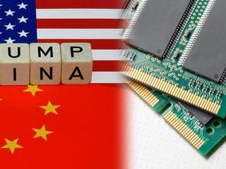 【DRAM 再受衝擊!!】 中美貿易戰持續延燒 2019 Q3 DRAM 價格跌幅擴大至 10~15%