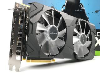支援 1-Click OC、散熱再強化 GALAX GeForce RTX 2080 Super EX 繪圖卡