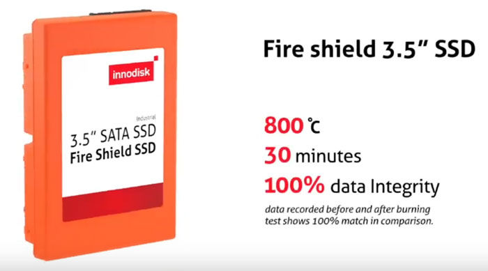 Fire Shield SSD