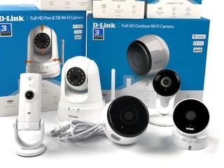 家居、工作環境監控好幫手!! D-Link 雲端無線監控攝影機