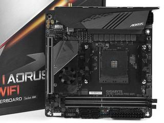 打造最強 Ryzen Mini PC GIGABYTE X570 I AORUS PRO WiFi 主機板