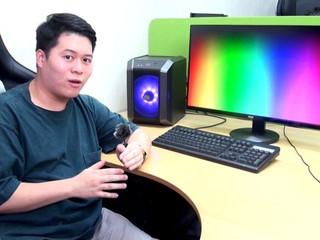 【林仔開箱】平玩 10bit 4K IPS Mon !! AOC U2790VQ 27 吋 4K UHD 顯示器