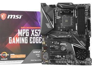 打造全方位電競平台!! MSI MPG X570 GAMING EDGE WIFI