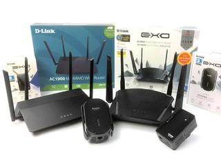 實用、性能與穩定性並重!! D-Link 主流級無線路由器之選