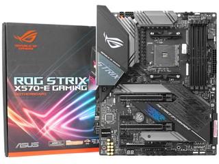 12 + 4 供電、2.5Gbps LAN ASUS ROG Strix X570-E Gaming 主機板