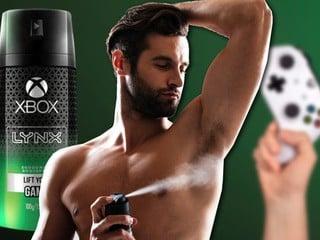【Xbox 口味!!】打機出曬汗點算 !? Microsoft 聯手 LYNX 推出電競止汗劑