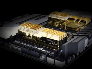 【全球最快 64GB 大容量套裝】 G.Skill 推出 DDR4-4300 CL19 記憶體套裝