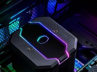 【6 銅管對稱設計、散熱效率再提高!!】 Cooler Master 全新 T620M CPU 散熱器
