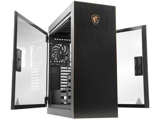 打造「 黑金龍魂」信仰 MSI MPG SEKIRA 500G Mid-Tower 機箱