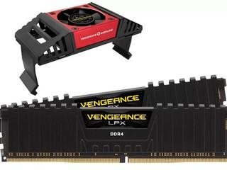 【全球最快 AMD 專用記憶體!!】  CORSAIR 全新 Vengance LPX DDR4-4866 套裝
